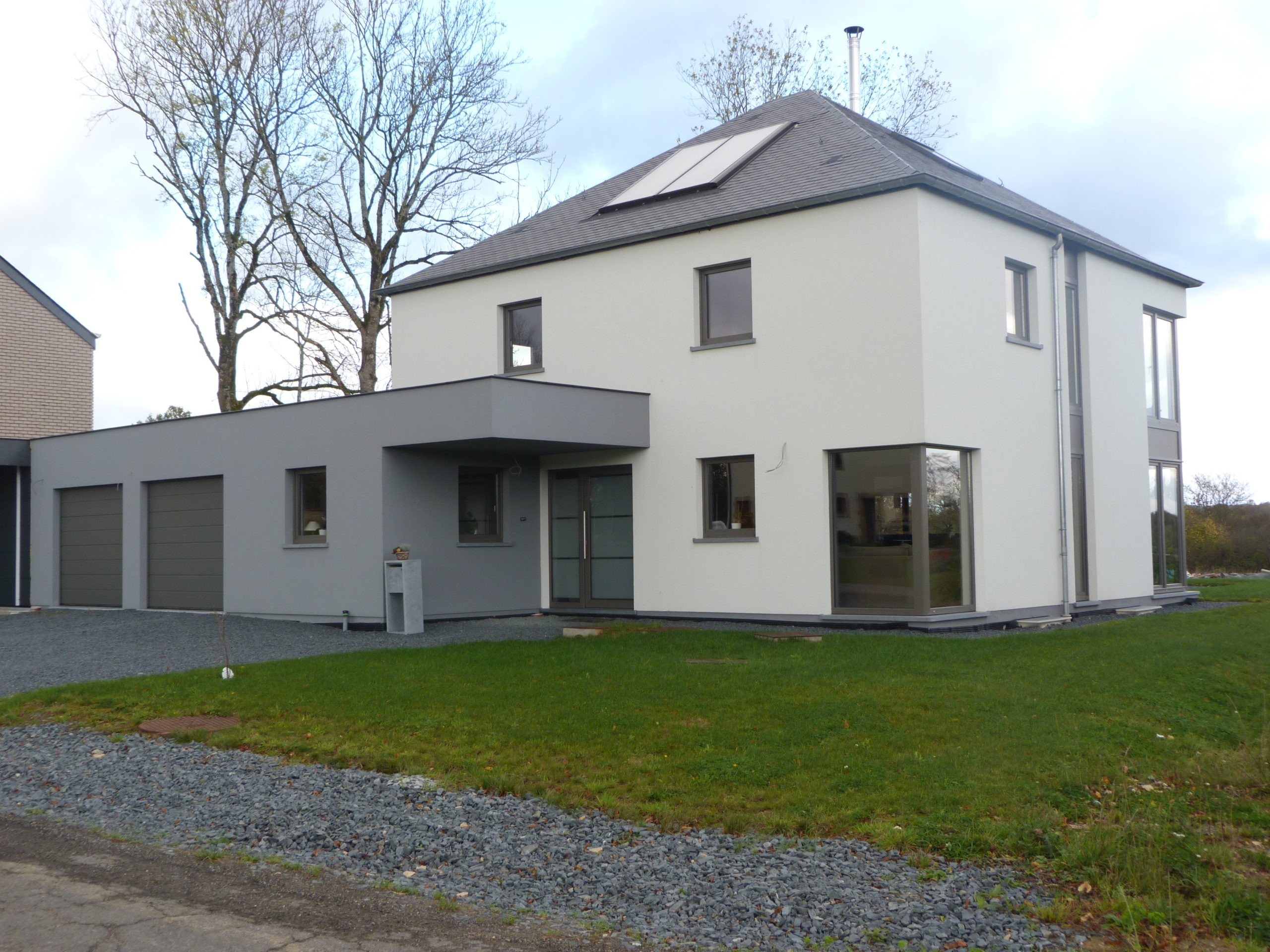 Maison 3 façades à Breuvanne 3 scaled