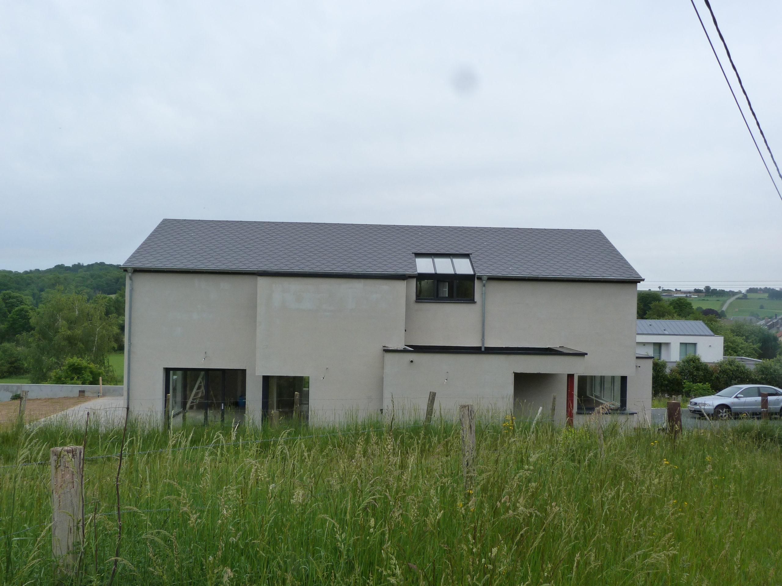 Maison 4 façades à Gomery 4 scaled