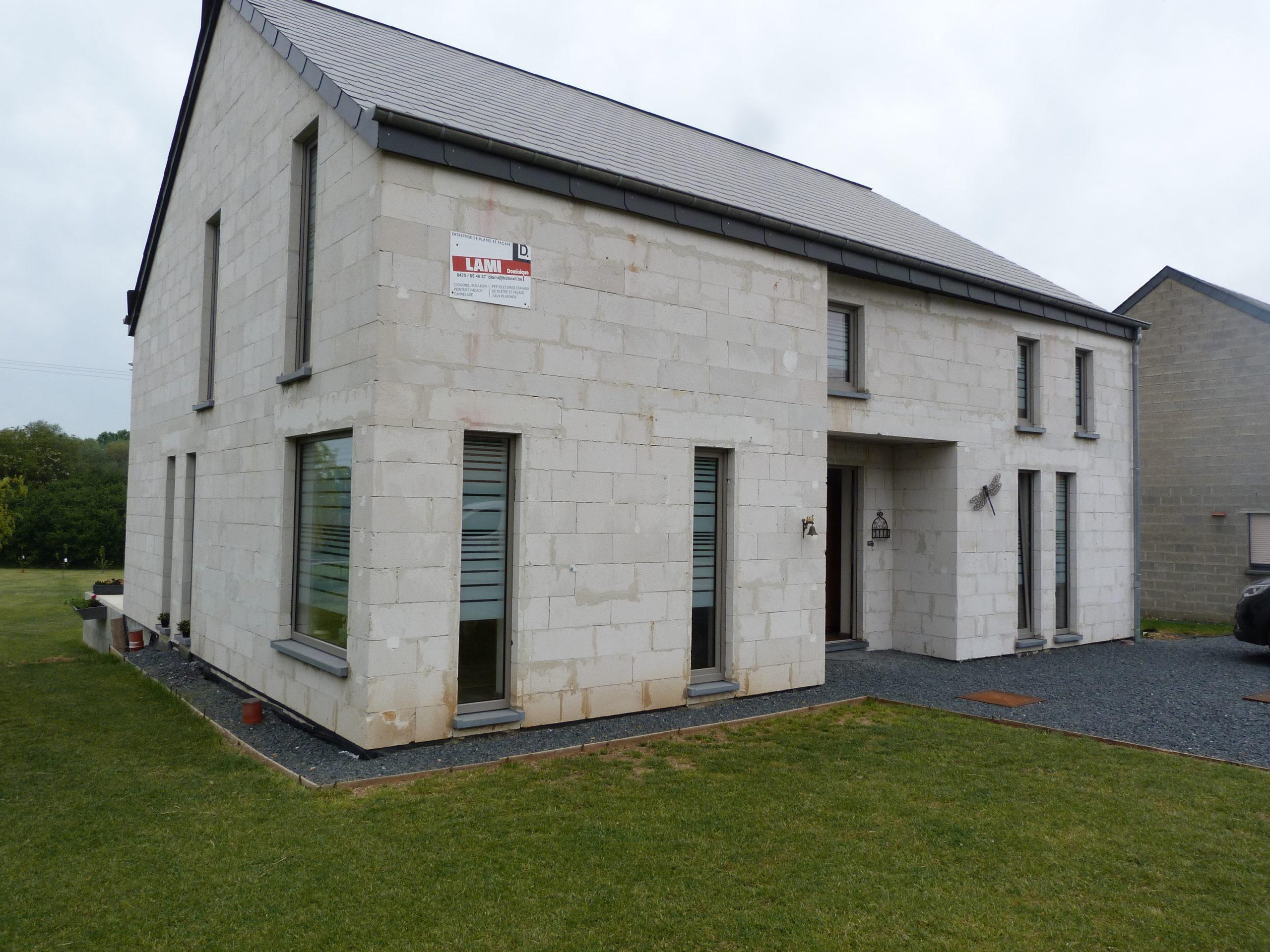 Maison 4 façades à St Mard 1 scaled