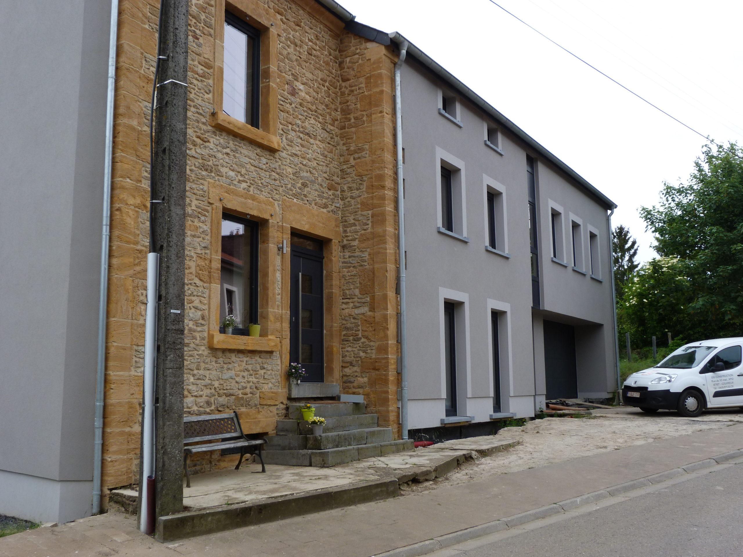 Rénovation à Couvreux (1)