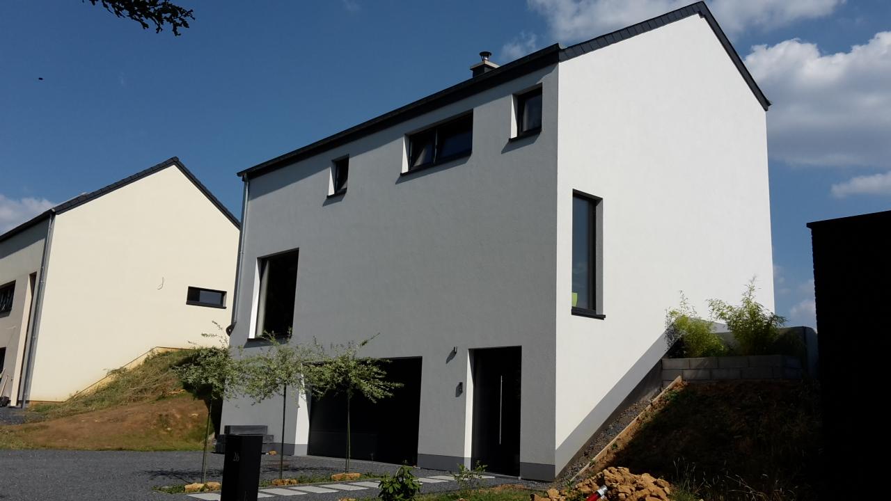 maison 4 façades à Houdrigny 2